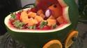 Berceau en pastèque