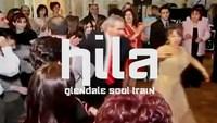 Viens danser avec Hila et ta mamie sur Glendale Soul Train