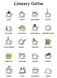 Le café en littérature
