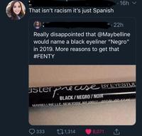Le racisme en 2019