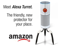 La tourelle Alexa