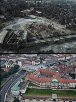 Varsovie 1945 / 2020