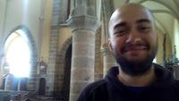 Un ange filme un Croate dans une église bretonne