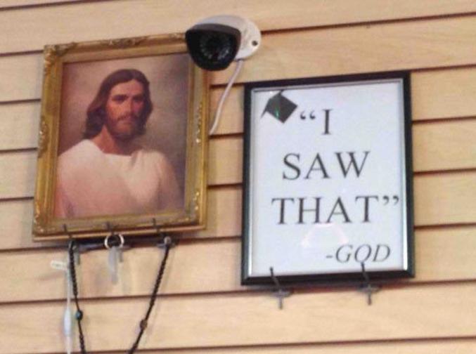 Mais quoi ? Le portrait ou la cam de surveillance ?