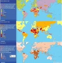 Pays à risques