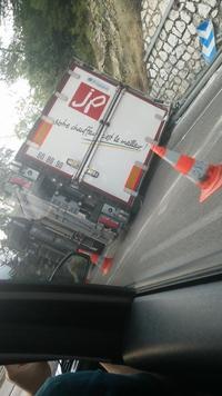 JP sur la route