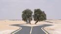 Rompre la monotonie de la route