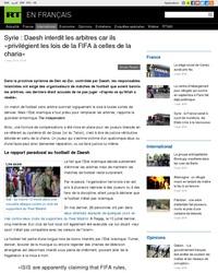 Question parodie, Daesh ça reste les meilleurs