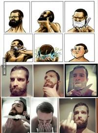 Après le rasage 2
