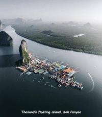 Koh Panyee (Thaïlande)