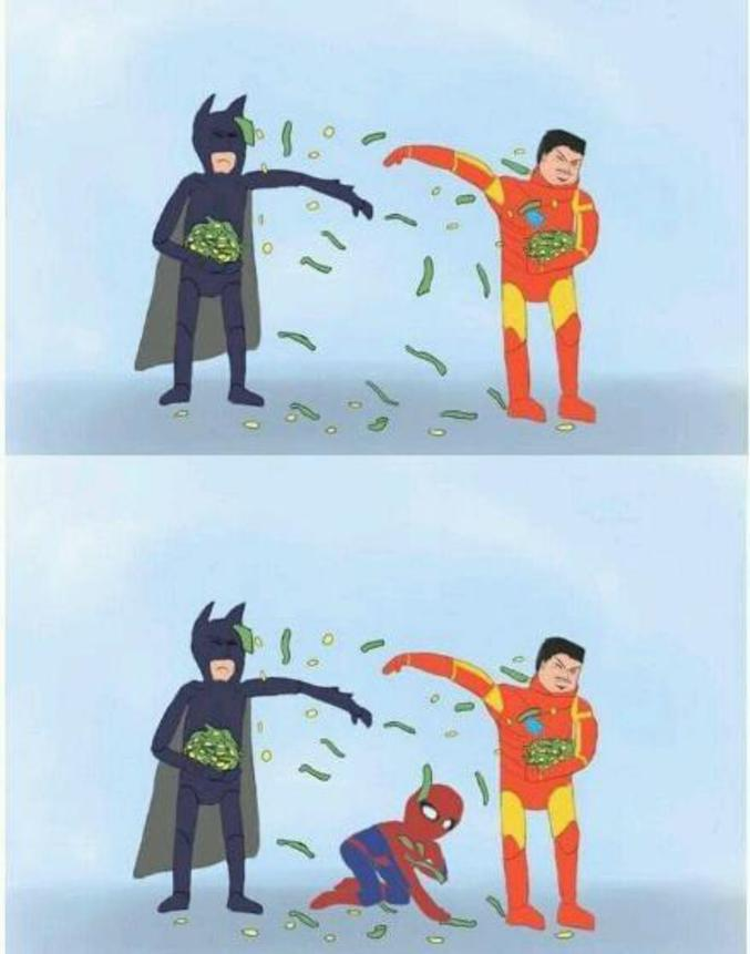 Une sociologie des superhéros.