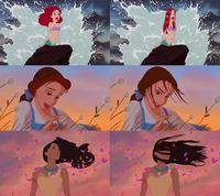 Si Disney était un peu plus réaliste
