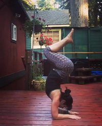 Un moment yoga