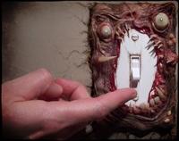 Un interrupteur gore