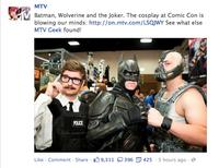Batman, Wolverine et le Joker