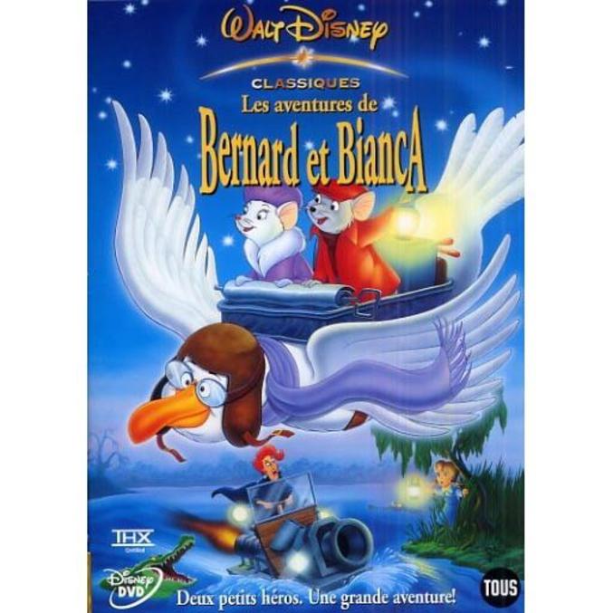 """Résultat de recherche d'images pour """"bernard et bianca"""""""