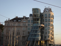 Immeubles étranges