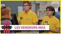 Les vendeurs IKEA