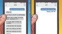 Si les animaux pouvaient envoyer des sms