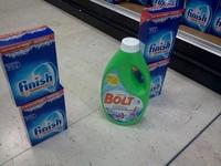 Bolt au finish