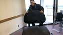 Le fauteuil du big (...very big) boss