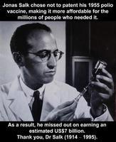 Docteur Jonas Salk