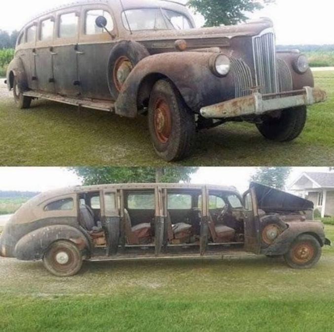 1941 Packard - 8 portes.