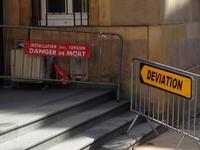 Déviation recommandée à Metz
