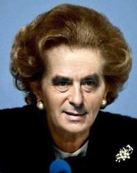 On dit de Fillon que c'est le Thatcher français