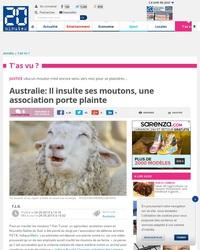 Il insulte ses moutons