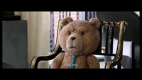 Ted rencontre Morgan Freeman (film Ted 2 )