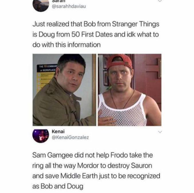 Doug & Bob