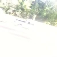 Raccourci sur la route
