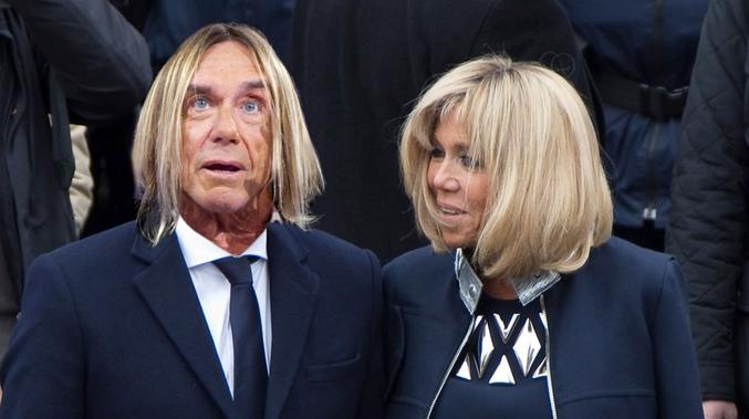 Brigitte et son frère