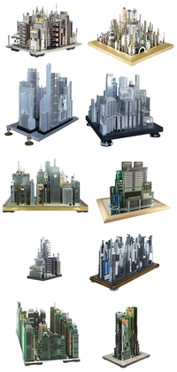 Villes miniatures