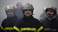 Les pompiers sont colère