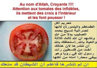 Tomate chrétienne