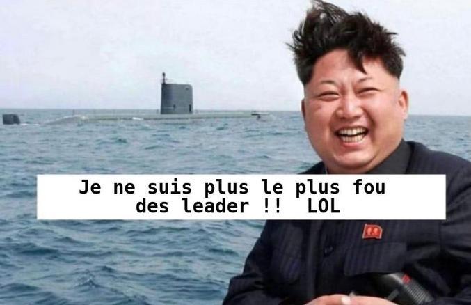 Kim inspire, à nouveau, la joie et le bonheur...