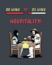 Hospitality !