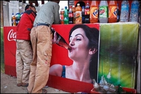 Elle a soif