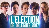 Election des délégués de classe politique