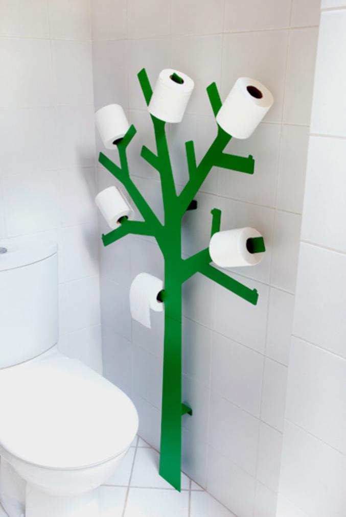 Украшение для туалета своими руками 80