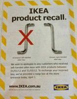 IKEA rappelle un produit