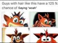 Si vous aimez Crash Bandicoot jetez vos WOAH en l'air