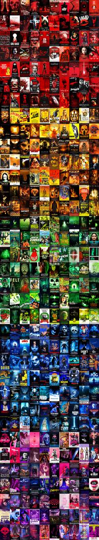 350 nuances de films d'horreur