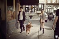 Campagne pour promouvoir les chiens d'aveugles