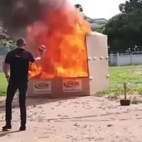 Elide fire