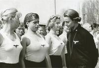 Sportives allemandes dans les années 30/40