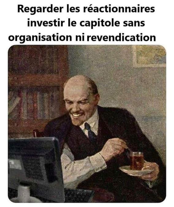 ou comme dirait François-Henri Désérable : L'insurrection qui échoue est une révolte, celle qui réussit est une révolution.