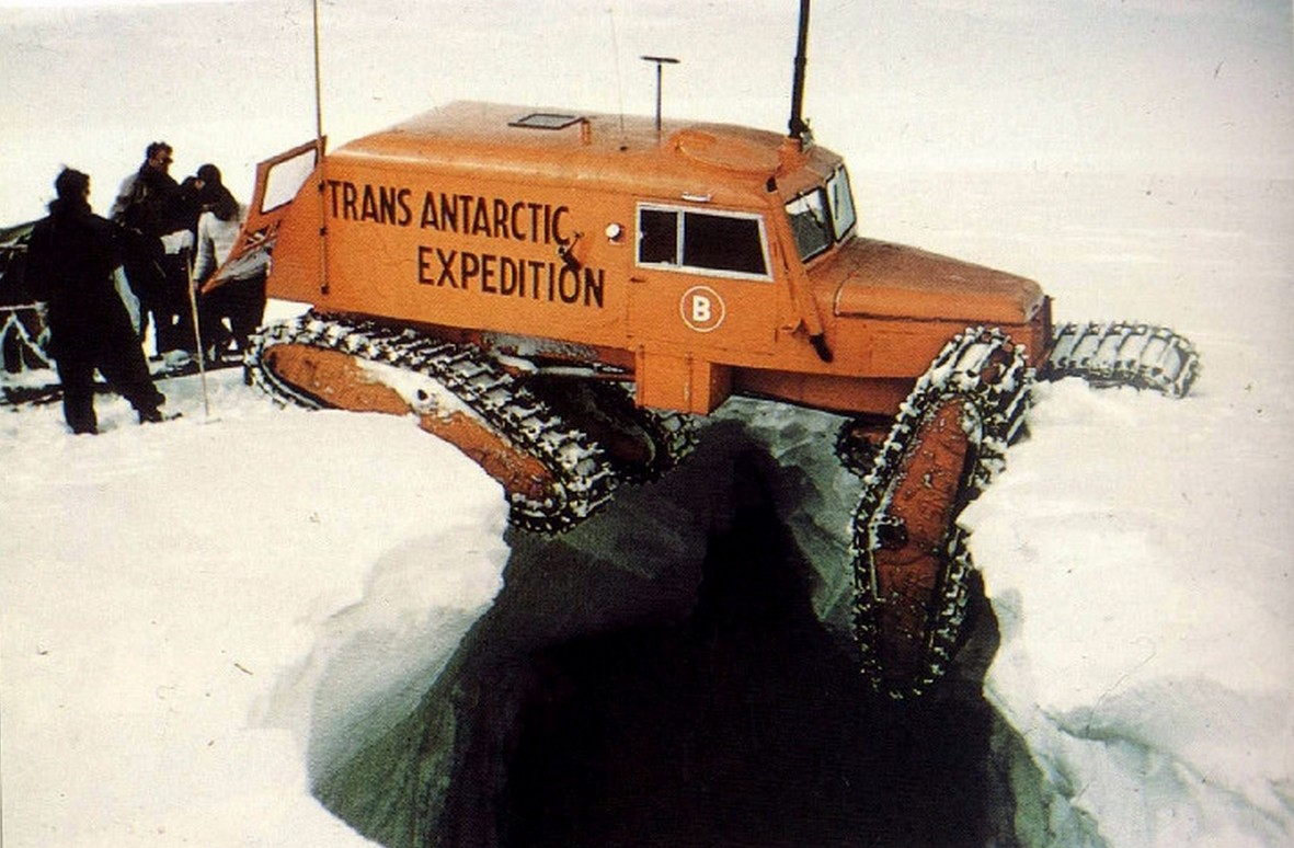 L Exp 233 Dition Trans Antarctique
